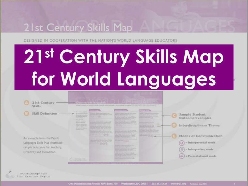 PPT - World Language RESA Training Spring 2012 PowerPoint
