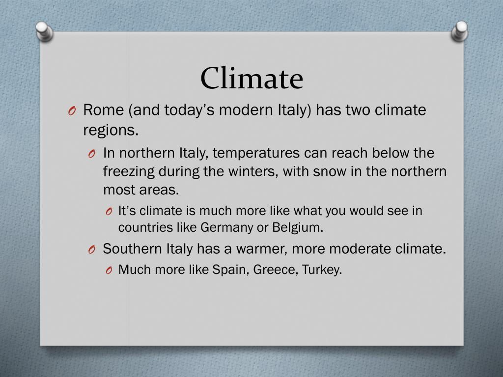 PPT - The Geography of Ancient Rome PowerPoint ...