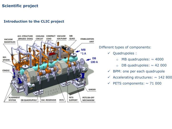 Scientific project