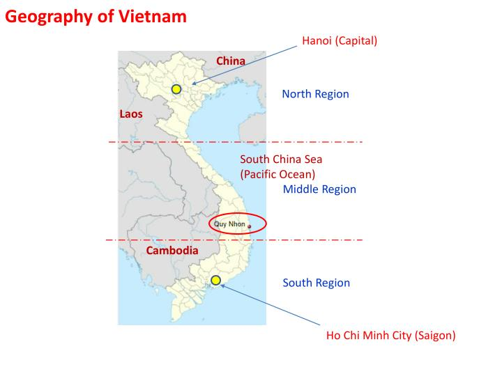 PPT - Geography of Vietnam PowerPoint Presentation - ID:3075835