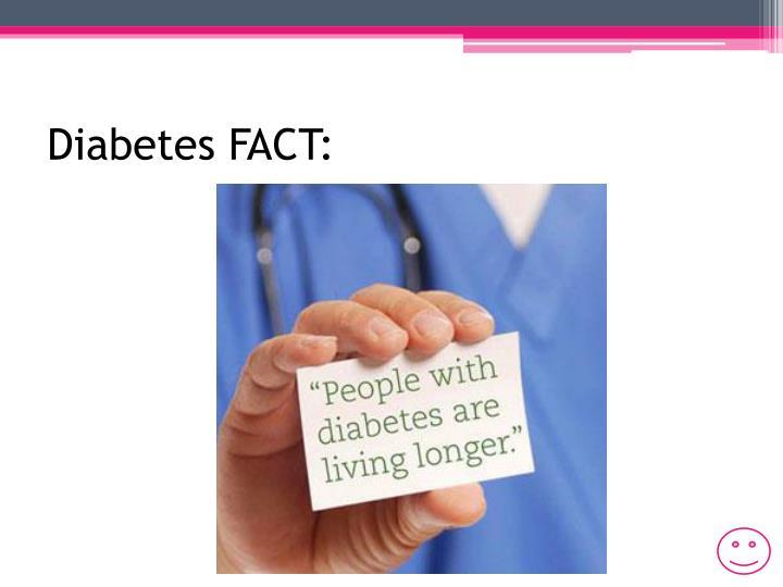 Diabetes FACT: