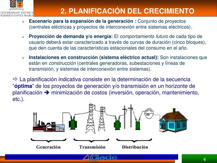 2. PLANIFICACIÓN