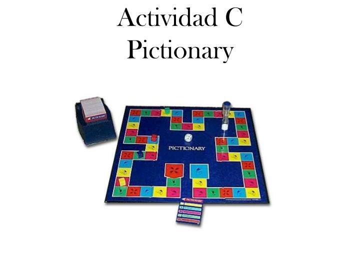 Actividad C