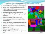 sbs design and engineering see robin s talk
