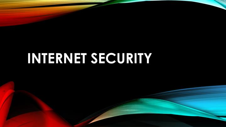 ppt - internet security powerpoint presentation - id:3077349, Powerpoint templates