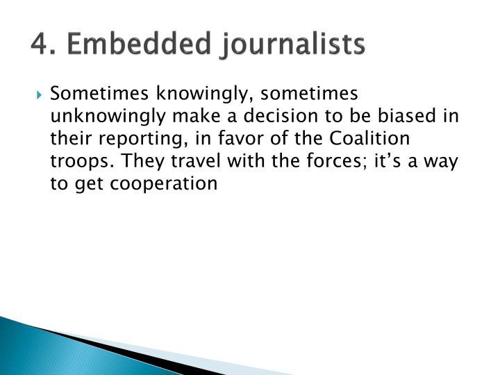 4. Embedded