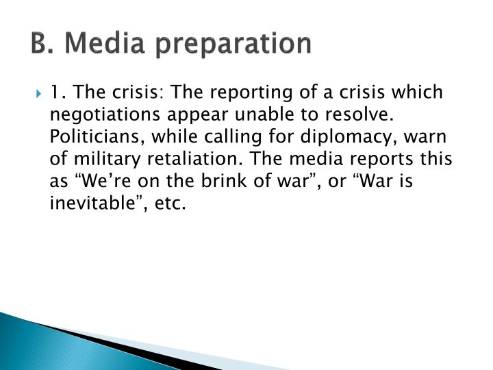 B. Media