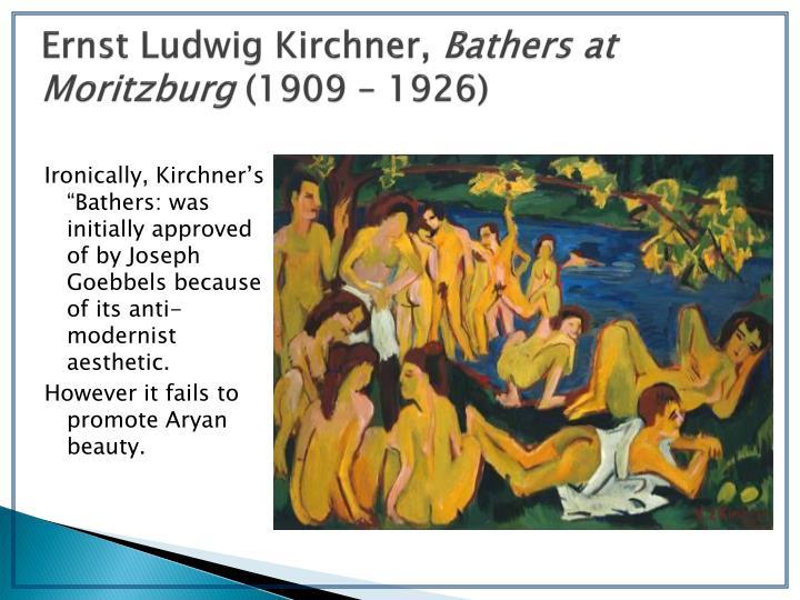 Ernst Ludwig Kirchner,