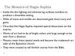 the mosaics of hagia sophia