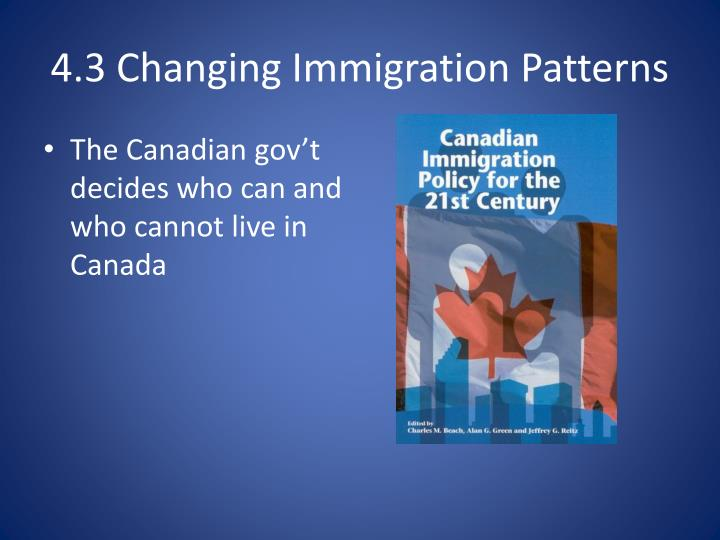 the canadian immigration policy essay Do canadian immigration policies align with canadian values while responding to current issues surrounding immigration we will write a custom essay sample on canadian immigration policies or any similar topic specifically for you.
