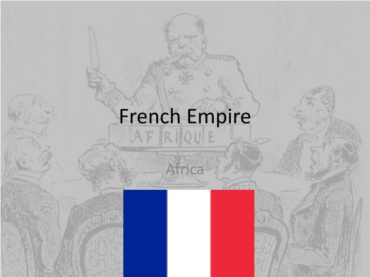 french empire n.