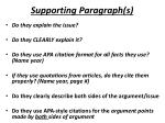 supporting paragraph s
