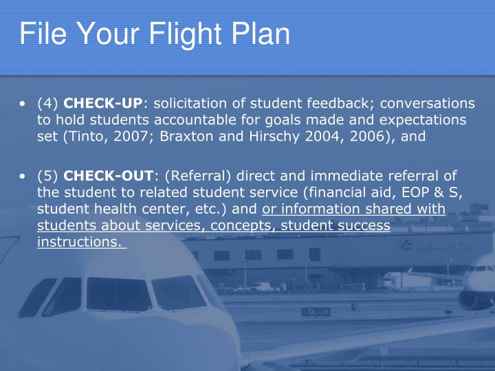 File your flight plan1