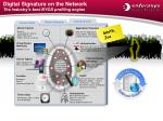 digital signature on the network the industry s best byod profiling engine