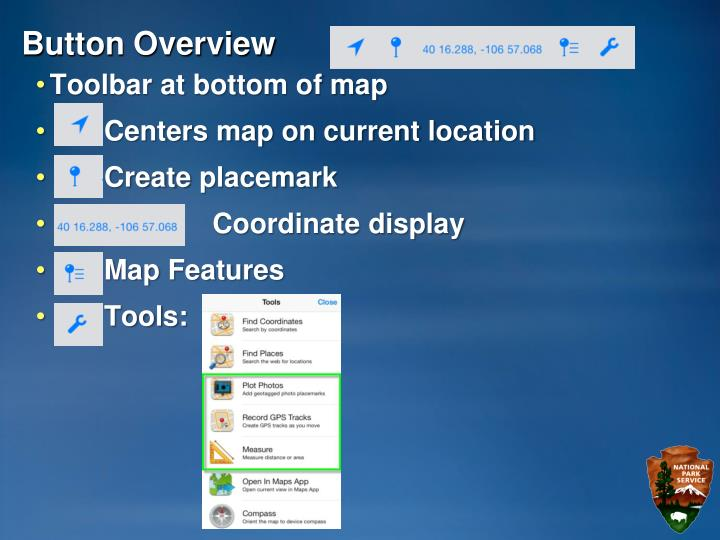 Button Overview