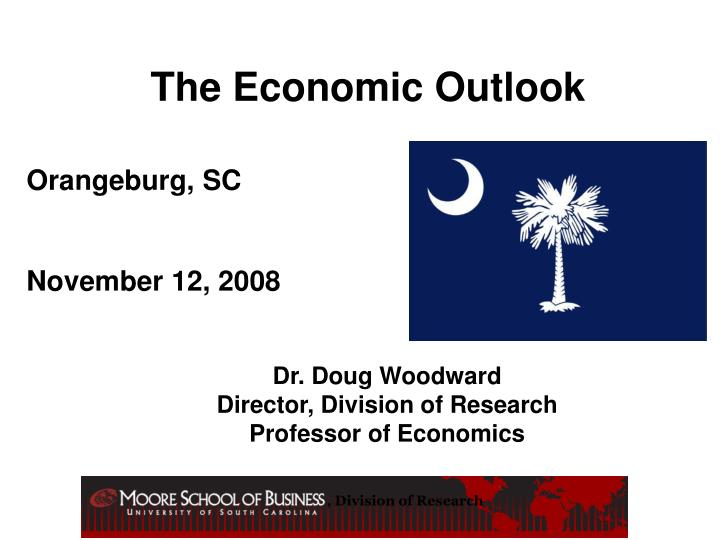 the economic outlook n.