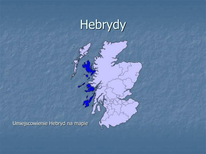 Hebrydy