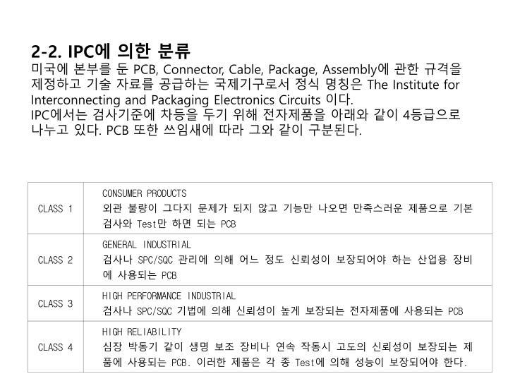 2-2. IPC