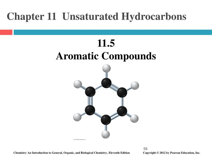 Chapter 11  Unsaturated Hydrocarbons