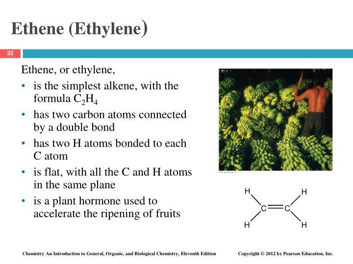 Ethene (Ethylene