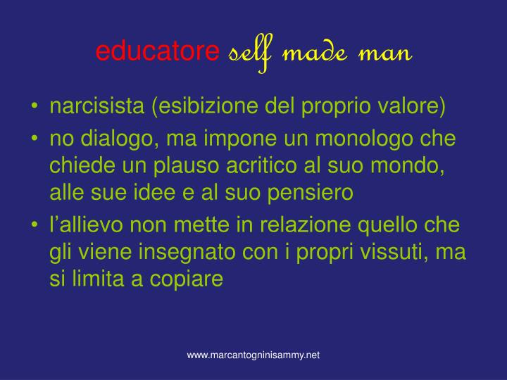 educatore
