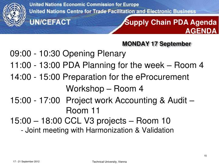 09:00 - 10:30 Opening Plenary