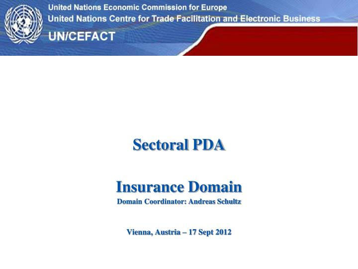 Sectoral
