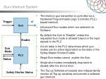gun interlock system