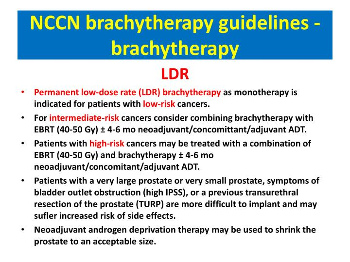 Ppt Comparison Between Existing Brachytherapy