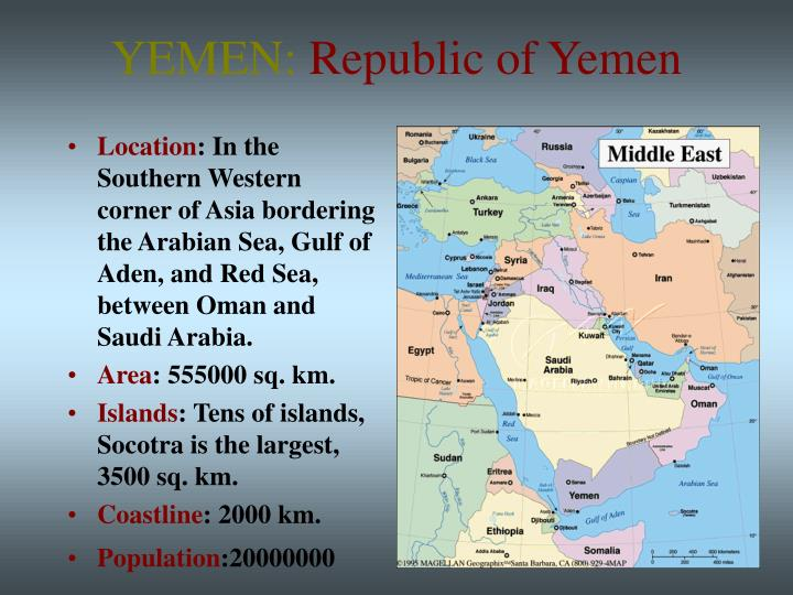 Yemen republic of yemen