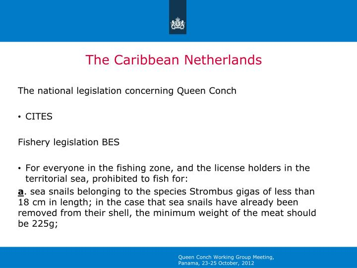 The Caribbean Netherlands