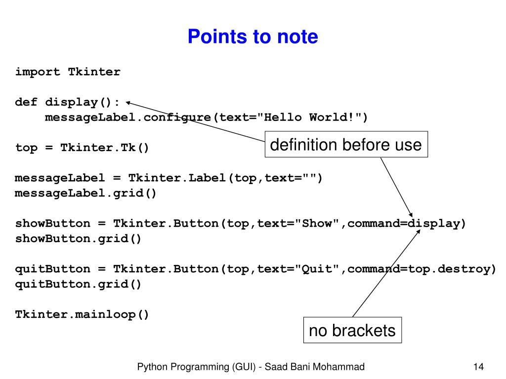 PPT - Python Programming PowerPoint Presentation - ID:3084990