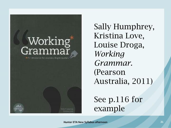 Sally Humphrey, Kristina Love, Louise
