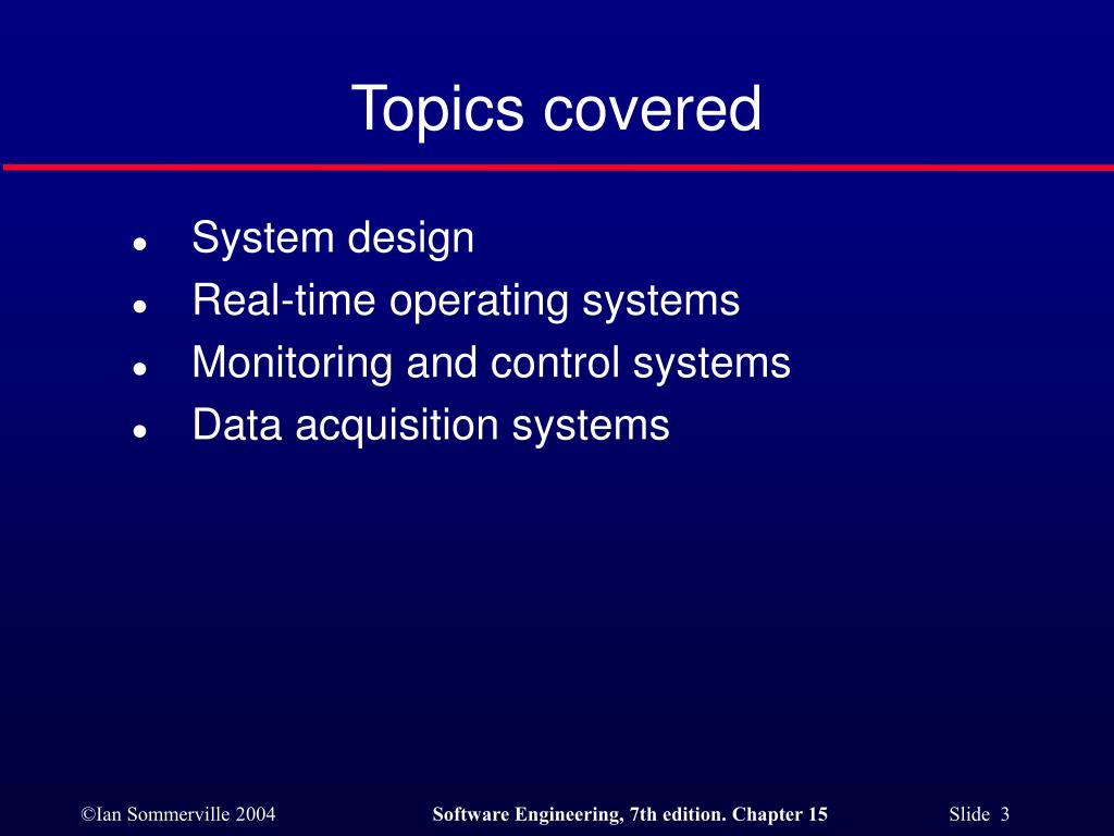 Ppt Real Time Software Design Powerpoint Presentation Free Download Id 3085283