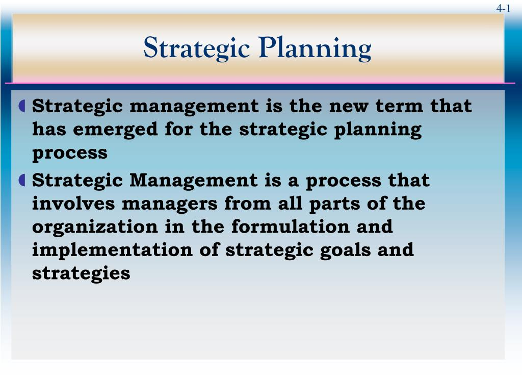 ppt strategic planning powerpoint presentation id 3085687