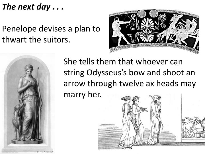 the significance of odysseus revealing his true identity in homer Summary and analysis book 21 - odysseus strings his bow  his faithful servants and reveals to them his true identity and enlists  homer shifts the reader.