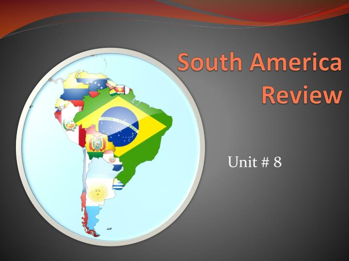 south america review n.