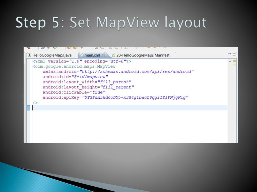 PPT - Hello Google Maps PowerPoint Presentation - ID:3086663