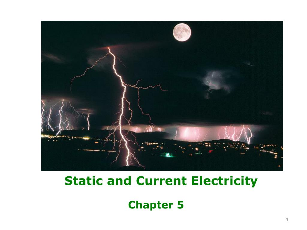 Ppt Static And Current Electricity Powerpoint Presentation Id Negative Ion Detector N