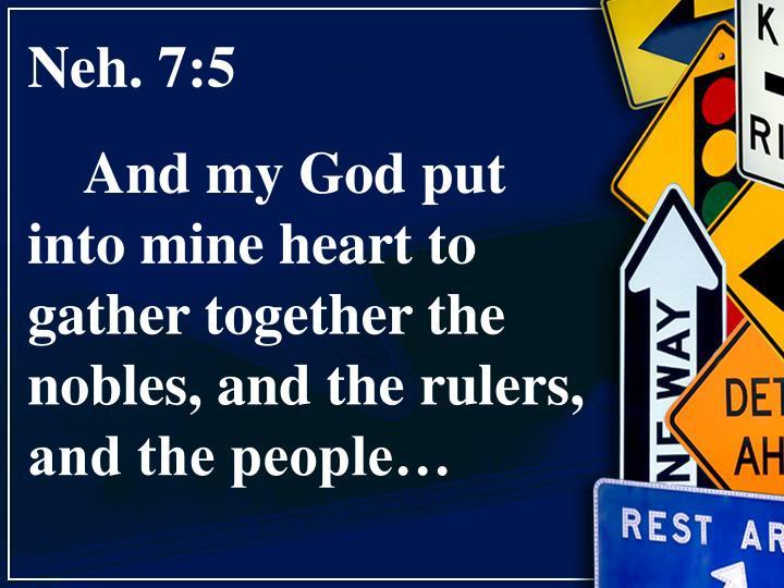 Neh. 7:5