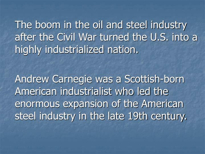 Ppt Andrew Carnegie Powerpoint Presentation Id 3088618