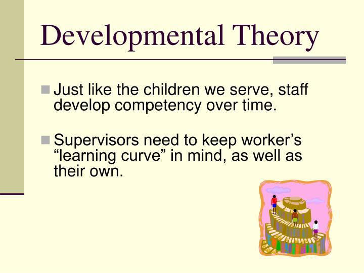Developmental Theory