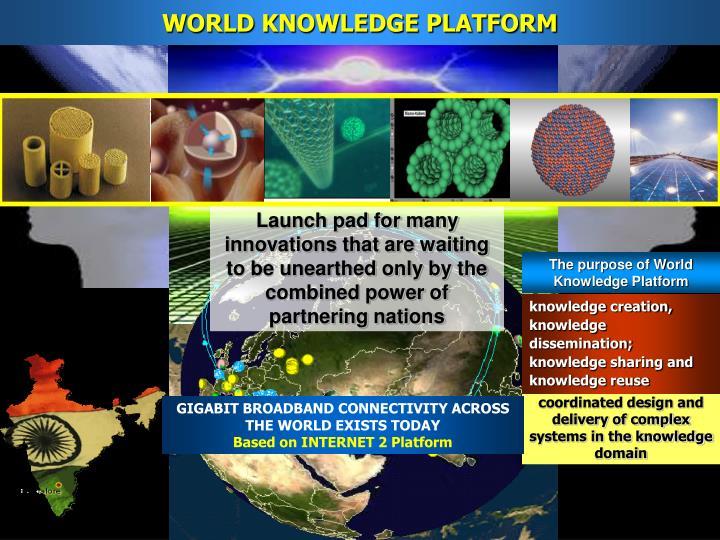 WORLD KNOWLEDGE PLATFORM