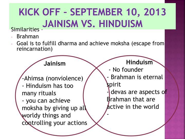 Hinduism Jainism And Buddhism Venn Diagram Electrical Work Wiring