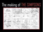 the making of the simpsons