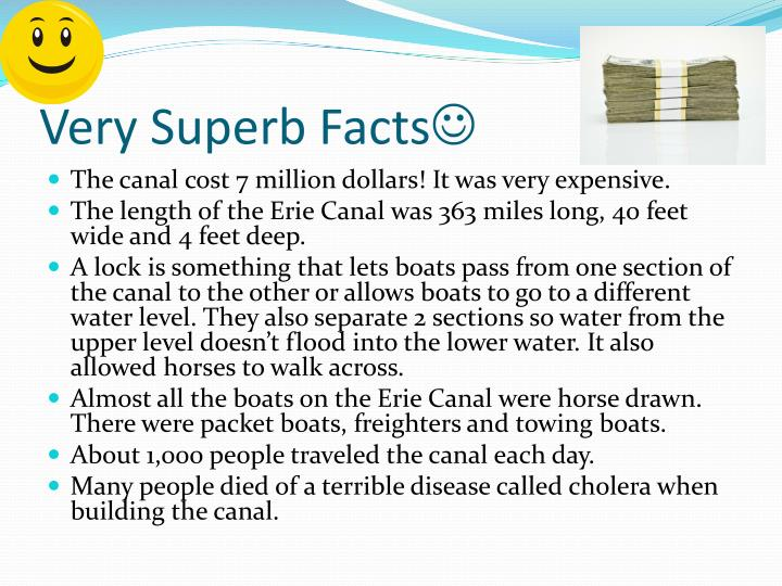 Very Superb Facts