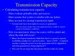 transmission capacity1