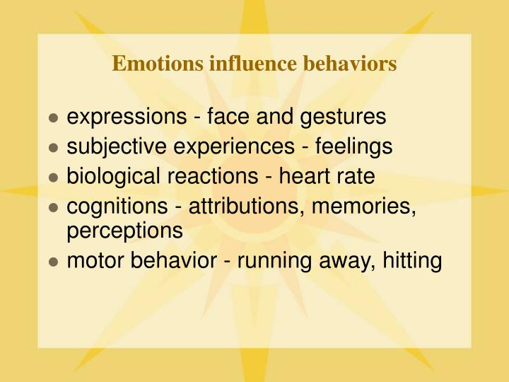 to what extent does cognition control emotion Cognition and emotion | citations: 3,436 | cognition & emotion is devoted to the study of emotion, especially of those aspects of emotion that are related to mental processes the journal aims to.