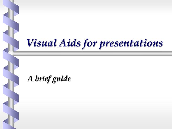 visual data displays and uses presentation powerpoint Like ohps, the use of slides has largely been replaced by digital photography projected using powerpoint or other presentation software in professional situations handouts presentation software packages such as powerpoint can automatically generate handouts from your presentation slides.