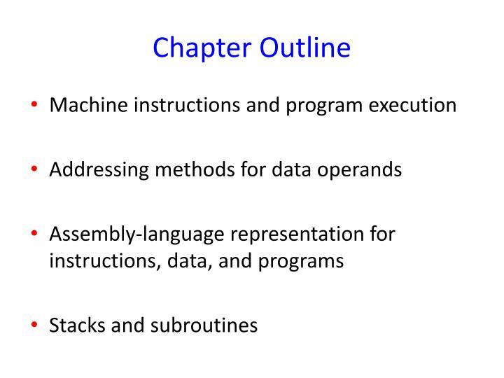 Ppt Chapter 2 Instruction Set Architecture Powerpoint Presentation